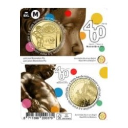 BELGIUM - 2.5 EURO 2019 - 400 YEARS OF MANNEKEN PIS