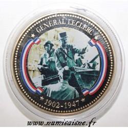 FRANCE - MÉDAILLE - GÉNÉRAL LECLERC - 1902 - 1947