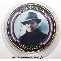 FRANCE - MEDAL - JEAN MOULIN - 1899 - 1943