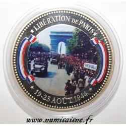 FRANKREICH - MEDAILLE - BEFREIUNG VON PARIS - 19-25 AUGUST 1944