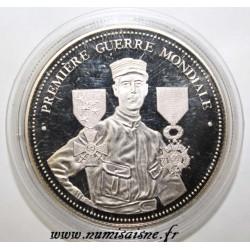 FRANCE - MÉDAILLE - 1ère GUERRE MONDIALE