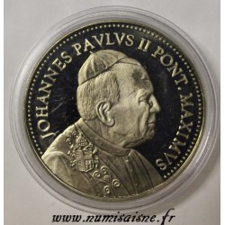 FRANCE - MÉDAILLE - PAPE - JEAN PAUL II - 2005