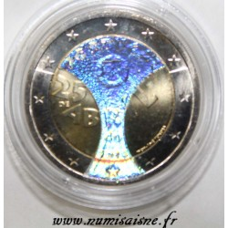 PORTUGAL - 2 EURO 2014 - 40th Anniversary of the April 25 Carnation Revolution - HOLOGRAMME