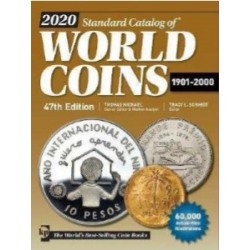 WORLD COINS 1901 - 2000 - 20th CENTURY - 47th EDITION 2020