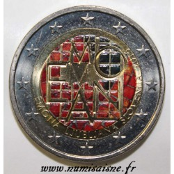 SLOVENIA - 2 EURO 2015 - EMONA - COLOR