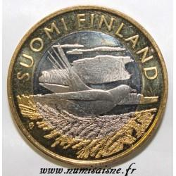 FINLAND - 5 EURO 2014 - Cuckoo - Animal Karelia Province
