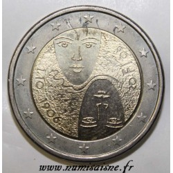 FINLAND - 2 EURO 2006 - 100 YEARS OF UNIVERSAL SUFFRAGE