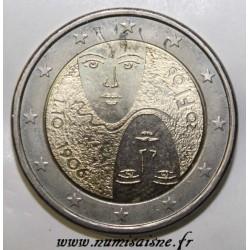 FINLANDE - 2 EURO 2006 - 100 ANS DU SUFFRAGE UNIVERSEL