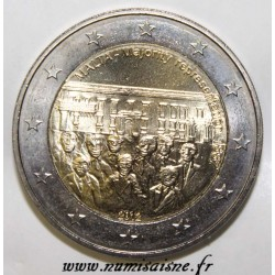MALTA - 2 EURO 2012 - MAJORITY REPRESENTATION OF 1887