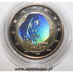 FINLAND - 2 EURO 2014 - 100th anniversary of the birth of Tove Marika Jansson - HOLOGRAM