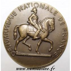 FRANCE - MÉDAILLE - GENDARMERIE NATIONALE DE FRANCE
