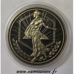 FRANCE - MEDAL - EUROPE 2000 - THE SOWER - TRIAL