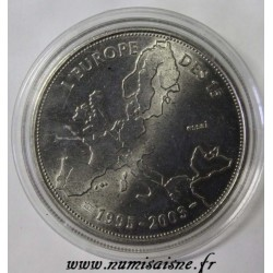 FRANCE - MEDAL - EUROPE OF 15 - 2003 - TRIAL