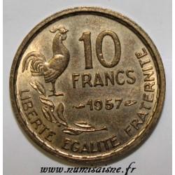 GADOURY 812 - 10 FRANCS 1958 - TYPE GUIRAUD - KM 915.1