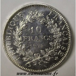 FRANCE - KM 932 - 10 FRANCS 1973 - TYPE HERCULES