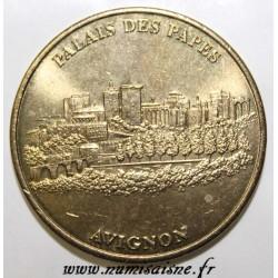 84 - AVIGNON - PALAIS DES PAPES - PONT BÉNÉZET - MDP - SANS DIFF - 2004
