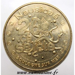 County 62 - BOULOGNE SUR MER - NAUSICAA - 20 YEARS - MDP - 2003