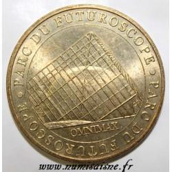 86 - JAUNAY CLAN - OMNIMAX - FUTUROSCOPE - MDP - 2005