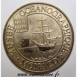 MONACO - OCEANOGRAPHIC MUSEUM - BOAT - MDP - 2008