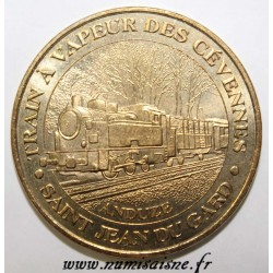 County 30 - ANDUZE - STEAM TRAIN OF CÉVENNES - MDP - 2006