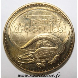 County 86 - CIVAUX - CROCODILE PLANET - TYPE 2 WITH ACCENT - MDP - 2008
