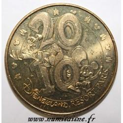 77 - MARNE LA VALLÉE - DISNEYLAND RESORT PARIS - 2010 - MDP - 2009