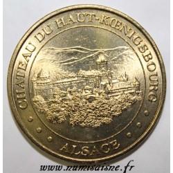 67 - ORSCHWILLER - CHATEAU DU HAUT KOENIGSBOURG - MDP - 2005