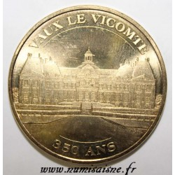 County 77 - MAINCY - CASTLE OF VAUX LE VICOMTE - 350 YEARS - MDP - 2011