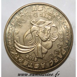 60 - PLAILLY - PARC ASTÉRIX - 1989 - FALBALA - MDP - 2013