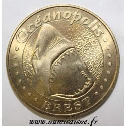 COUNTY 29 - BREST - OCEANOPOLIS - WHITE SHARK - MDP - 2007