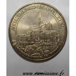 50 - MONT SAINT MICHEL - UNESCO - PATRIMOINE MONDIAL DE L'HUMMANITÉ - C.M.N. - MDP - 2010