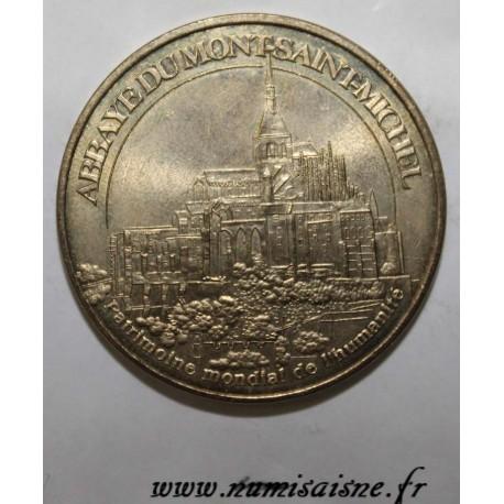 County 50 - MONT SAINT MICHEL - UNESCO - WORLD HERITAGE OF HUMANITY - C.M.N. - MDP - 2010