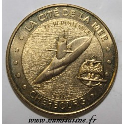 County 50 - CHERBOURG OCTEVILLE - CITY OF THE SEA - SUBMARINE LE REDOUTABLE - MDP - 2014