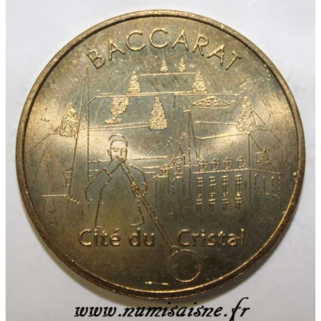 County 54 - BACCARAT - CITY OF CRYSTAL - MDP - 2011