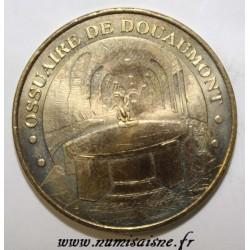 55 - DOUAUMONT - OSSUAIRE - LA FLAMME SOUVENIR - MDP - 2009