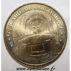 County 55 - DOUAUMONT - OSSUARY - THE MEMORY FLAME - MDP - 2009