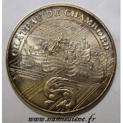 41 - CHAMBORD - CHATEAU ET SALAMANDRE - MDP - 2012