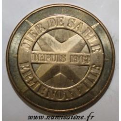 60 - ERMENONVILLE - LA MER DE SABLE - DEPUIS 1963 - MDP - 2013