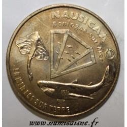 County 62 - BOULOGNE SUR MER - NAUSICAA - SHARK AND RAY - MDP - 2008