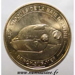 62 - BERCK SUR MER - LES PHOQUES DE LA BAIE D'AUTHIE - MDP - 2014