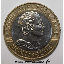FRANCE - KM 969 - 10 FRANCS 1989 - TYPE MONTESQUIEU