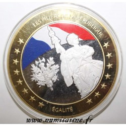 FRANCE - MEDAL - THE PILLARS OF THE REPUBLIC - EQUALITY