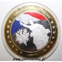 FRANCE - MEDAL - THE PILLARS OF THE REPUBLIC - LIBERTY