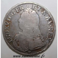 FRANCE - Gad 321 - LOUIS XV - ECU WITH OLIVE BRANCHES - 1728 N - Montpellier