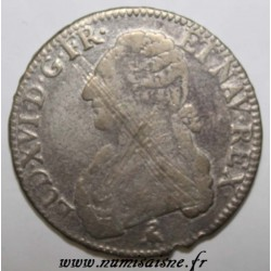 FRANCE - Gad 355 - LOUIS XVI - ECU AUX BRANCHES D'OLIVIER - 1790 A - Paris - FALSE