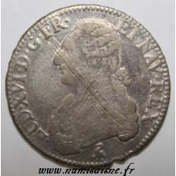 FRANCE - Gad 355 - LOUIS XVI - ECU AUX BRANCHES D'OLIVIER - 1790 A - Paris - FALSE