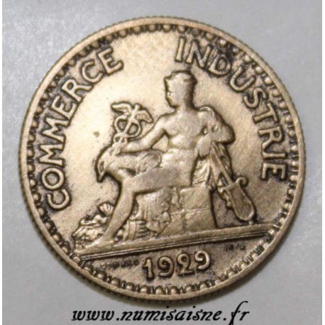 FRANCE - KM 884 - 50 CENTIMES 1923 - TYPE CHAMBER OF COMMERCE