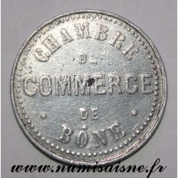 ALGERIA - KM TnB3 - 10 CENTIMES 1915 - COMMERCE CHAMBER OF BÔNE