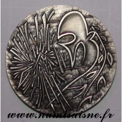 ALGERIA - MEDAL - 10 YEARS FROM THE END OF THE WAR - 19.03.1962 - 1972
