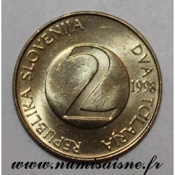 SLOVENIA - KM 5 - 2 TOLARJA 1998
